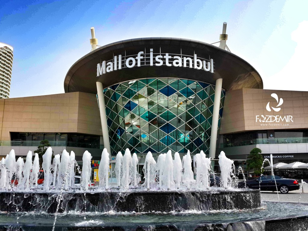 Mall of istanbul sales office ares architecture - Mall Of Istanbul_image
